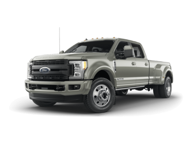 2019 Ford Superduty F-450 Platinum Truck